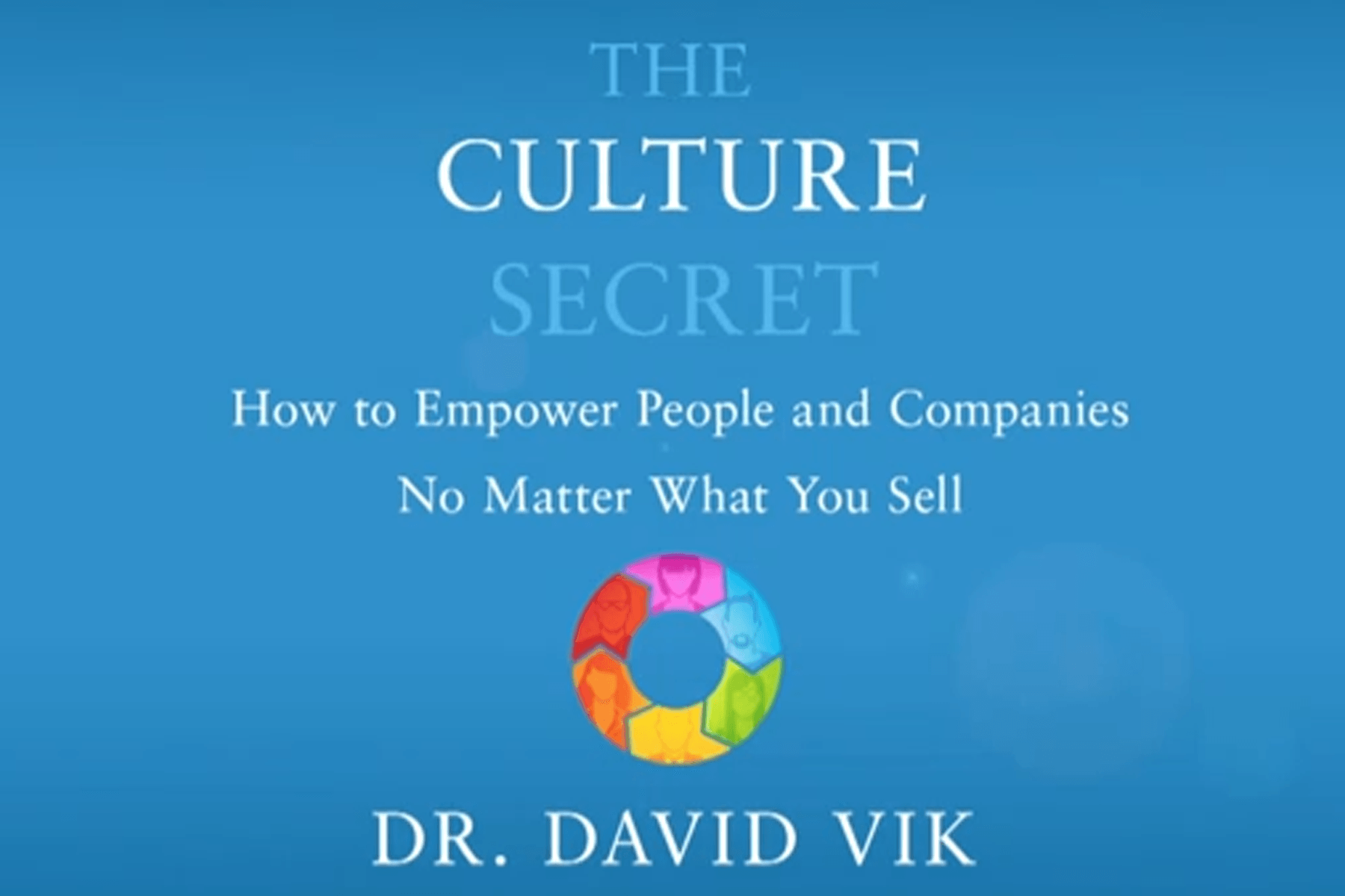 Executive Breakfast – Culture With Dr. Vik