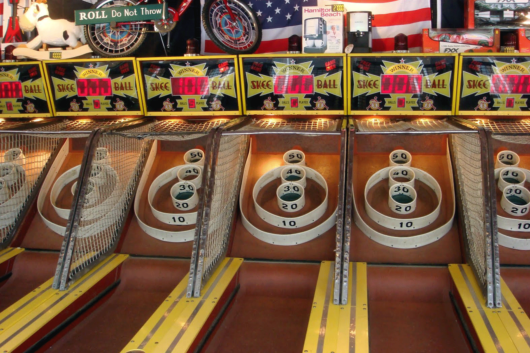Riviera presents: SXSW Tech Skeeball