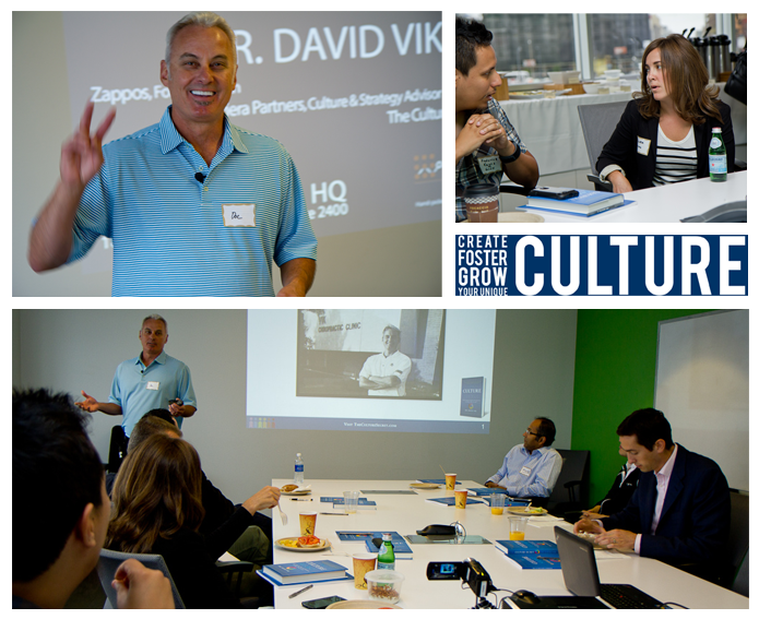 Executive Breakfast - Culture with Dr. Vik