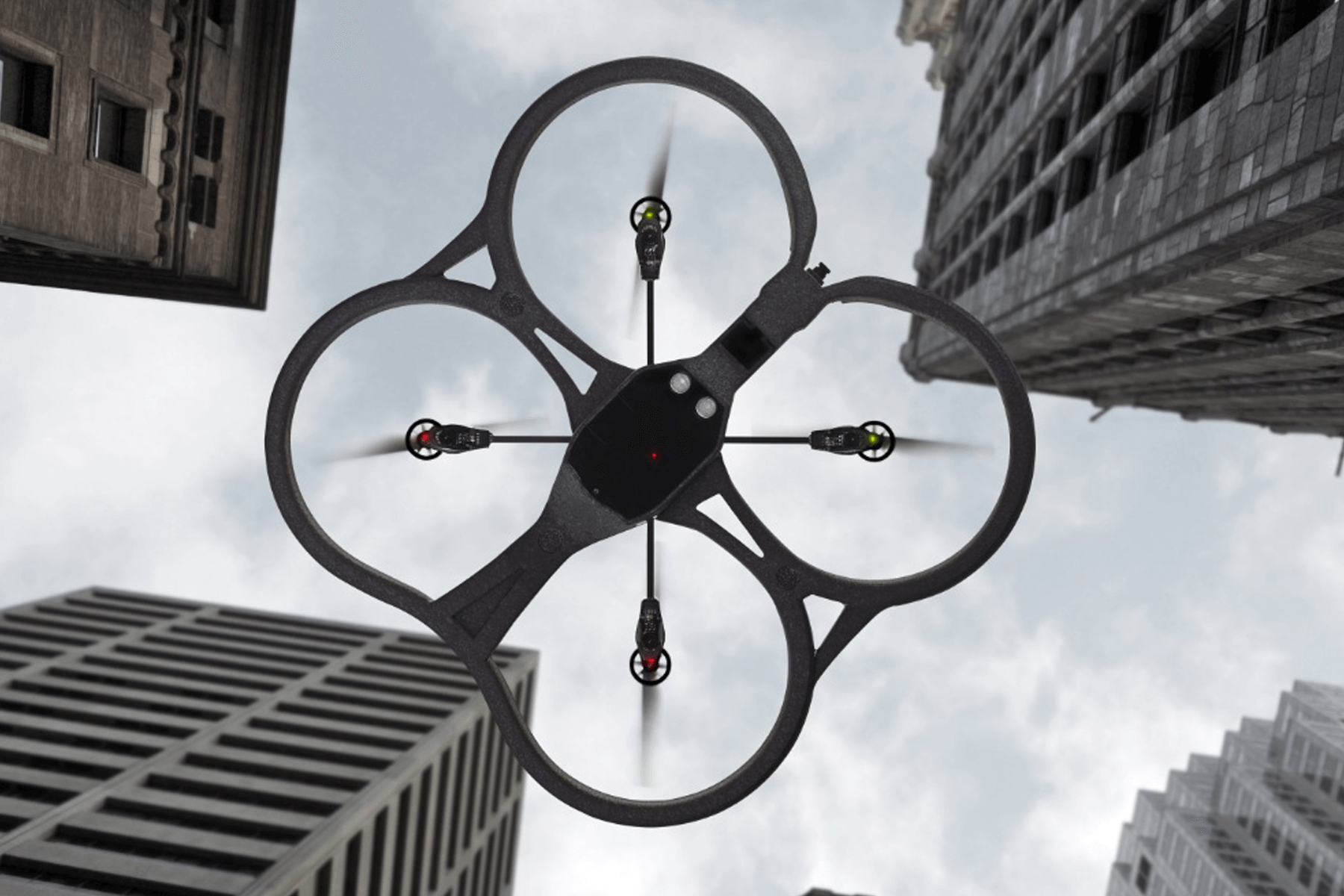 Riviera & Engadget Quadcopter Giveaway