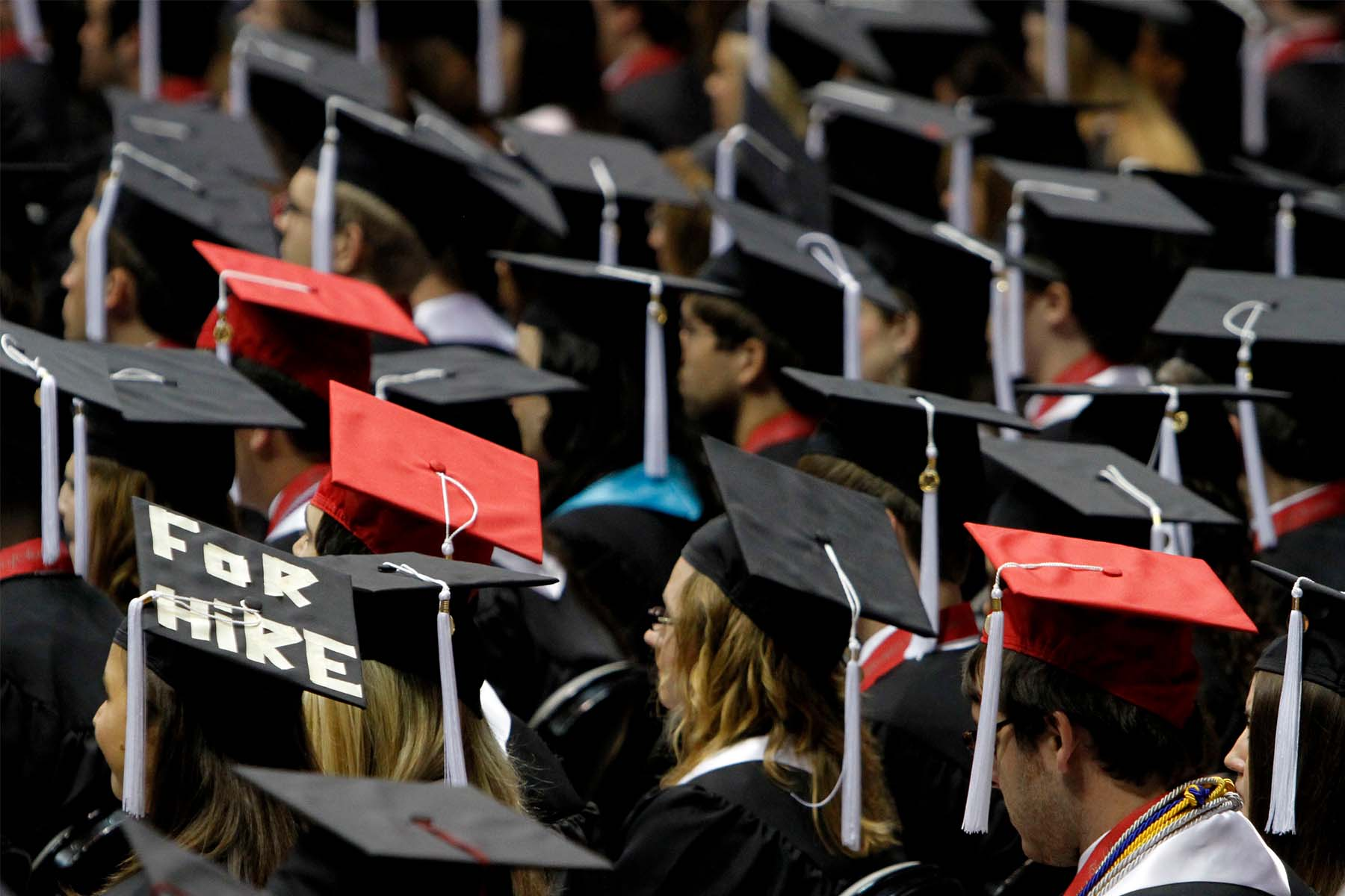 Tips for Recent Grads: How to Find a Great Career, Not Just a Good Job
